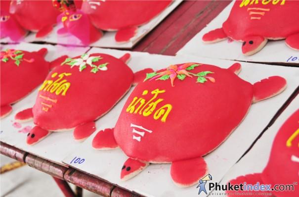 ขนมเต่าสีแดงแห่งความกตัญญู สู่ความเป็นสิริมงคล