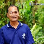 """""""จำรัส ภูมิถาวร"""" ปราชญ์ภูมิปัญญาไทย ด้านเกษตรกรรม"""