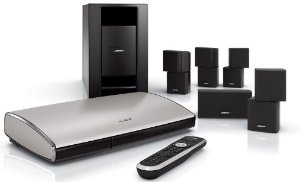 Bose Lifestyle T.20 home theater system