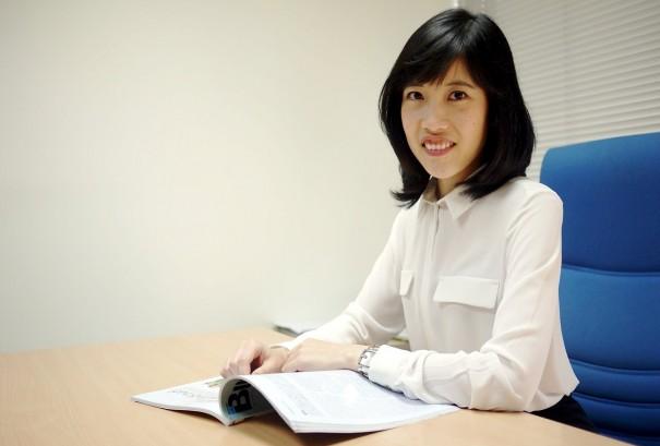 คุณปุณญิศา โกยสมบูรณ์ ผู้ช่วยผู้จัดการฝ่ายบัญชีการเงิน เครือเจริญโภคภัณฑ์ (CP)