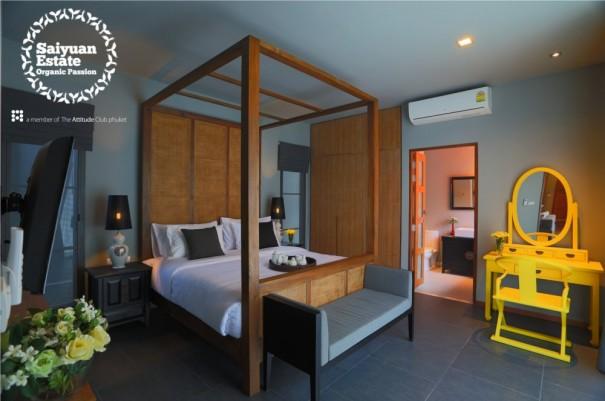 Saiyuan Estate ดำเนินธุรกิจพัฒนาอสังหาริมทรัพย์บ้านพักตากอากาศ ที่ ต.ราไวย์ จ.ภูเก็ต ภายใต้คอนเซ็ปต์ออแกนิกส์แพสชั่น มุ่งมั่นที่จะส่งมอบบ้านปลอดสารพิษให้แก่ลูกค้า