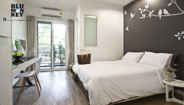 Blu Monkey Hostel ดำเนินธุรกิจที่พักประเภทโฮสเทล ภายใต้คอนเซ็ปต์ที่พักแสนซนและมีดีไซน์ ตั้งอยู่สามกอง ใจกลางเมืองภูเก็ต