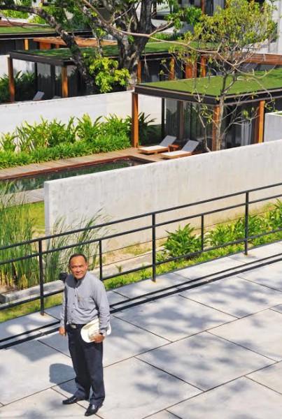 """""""ไสว สมบัติ"""" นักบริหารกลยุทธ์โรงแรม แห่ง The Naka Phuket"""