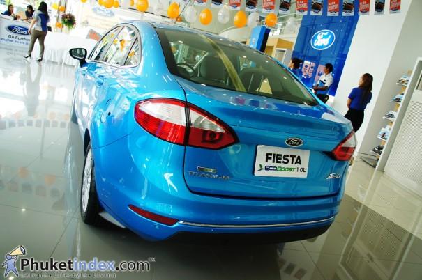 ขับประหยัดกับเทคโนโลยี EcoBoost จาก Ford