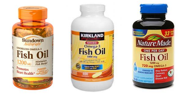 ประสิทธิภาพของน้ำมันปลา และวิธีการเลือกซื้อ