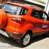 Ford EcoSport รถยนต์ SUV สำหรับคนเมือง