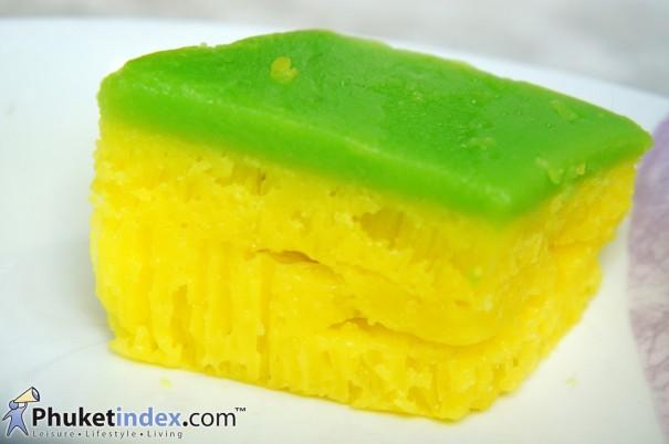ซีกั๊วโก้ย… เนื้อแป้งแน่น สีเหลือง-เขียวสะดุดตา