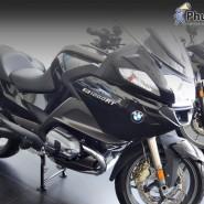 """""""BMW R 1200 RT"""" ปี 2014 ทัวร์ริ่งไบค์จากค่ายกังหันสีฟ้า"""