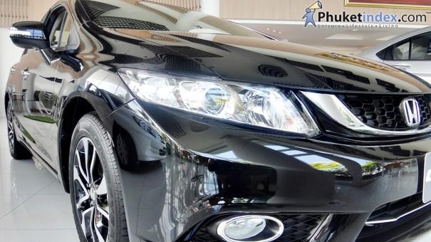 Honda Civic 2014 (ฮอนด้า ซีวิค)Sedan Compact Car