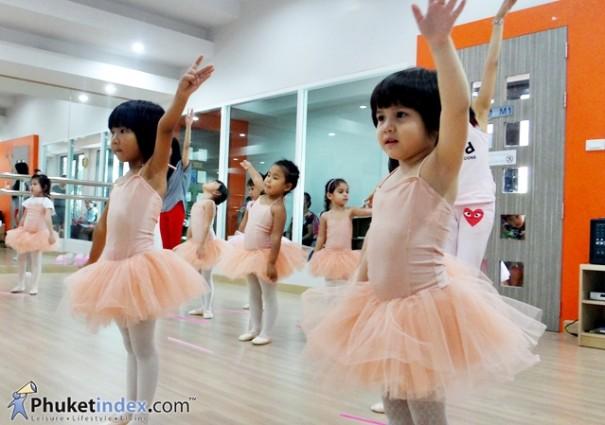 "Dance สนุก Up ความสุขให้ลูกน้อยที่ ""PIDA Dance Academy"""