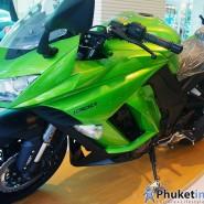 2014 Kawasaki Ninja 1000 สปอร์ต หรู สง่างามรอบคัน