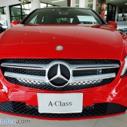Mercedes Benz A180 AMG – The pulse of a new generation