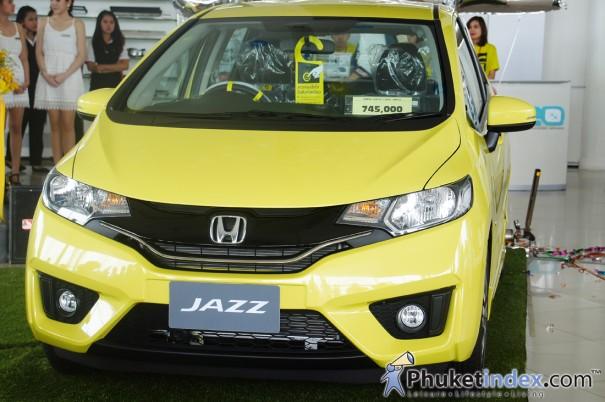 All New Honda Jazz 2014