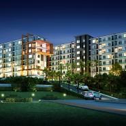 """คอนโดมิเนียมเพื่อการเรียนรู้  """"Le' U Condominium"""""""
