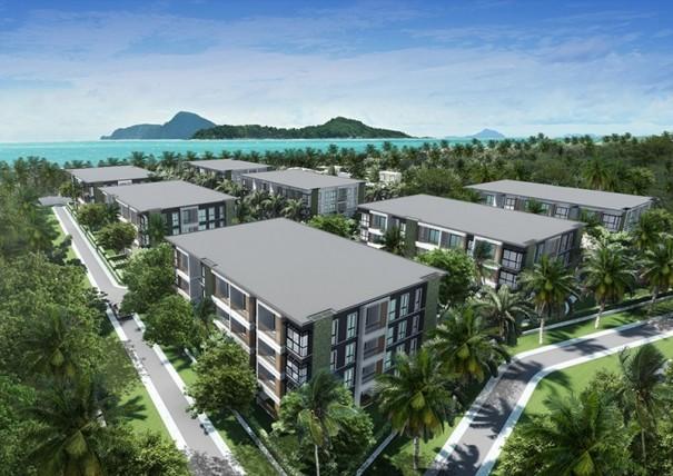 เดอะไตเติ้ล คอนโดมิเนียม – โครงการใหญ่ติดหาดราไวย์