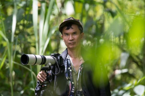 """""""ดนัย ผลิโกมล"""" นักถ่ายภาพนกแห่ง Phuket Bird Club"""