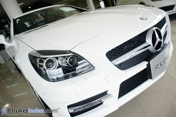 Mercedes Benz SLK200 AMG Dynamic 2014 หล่อ สปอร์ต เปิดประทุน