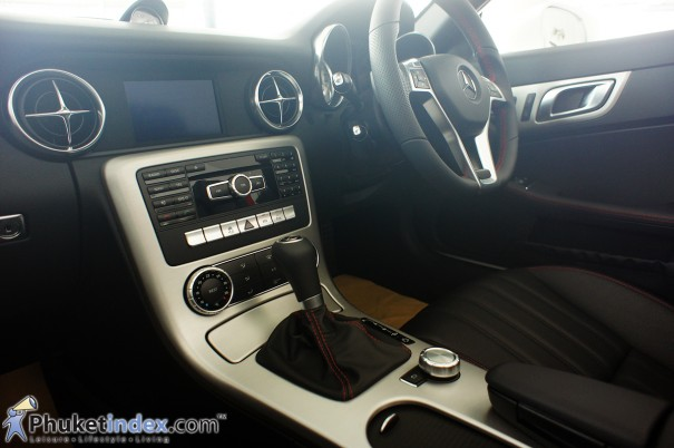 Mercedes Benz SLK200 AMG Dynamic 2014
