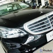 Mercedes Benz E200 Executive สปอร์ตซีดาน เน้นประหยัดน้ำมัน
