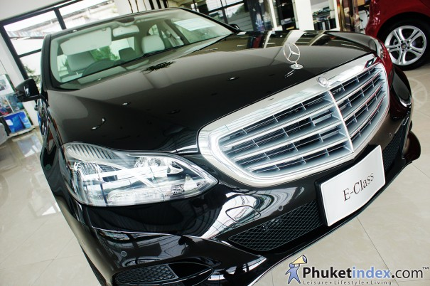 Mercedes Benz E200 Executive