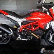 Ducati Hyperstrada ครอสโอเวอร์สไตล์ทัวร์ริ่ง