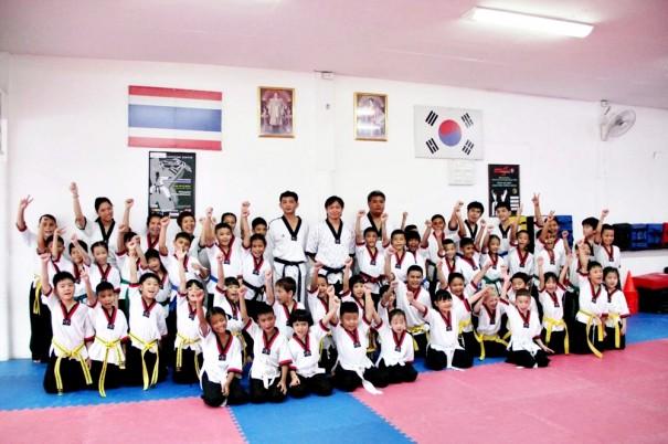 โรงเรียนศิลปะป้องกันตัว RDC PHUKET