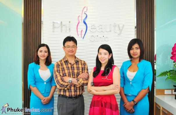 ทางเลือกการเสริมหน้าอก ที่ Phi Beauty Clinic