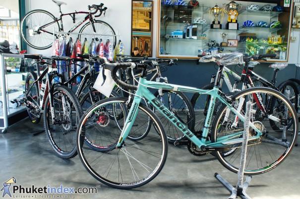 ไบค์ มาเนีย ภูเก็ต คลับของคนรักจักรยาน