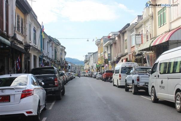 ถนนถลาง ถนนสายวัฒนธรรมของชาวภูเก็ต