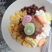 """ดับร้อนกับไอศกรีมเกล็ดหิมะ ที่ ร้าน """"In Love Ice Cream"""""""