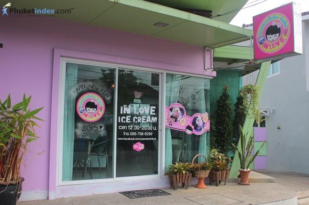 In Love Ice Cream