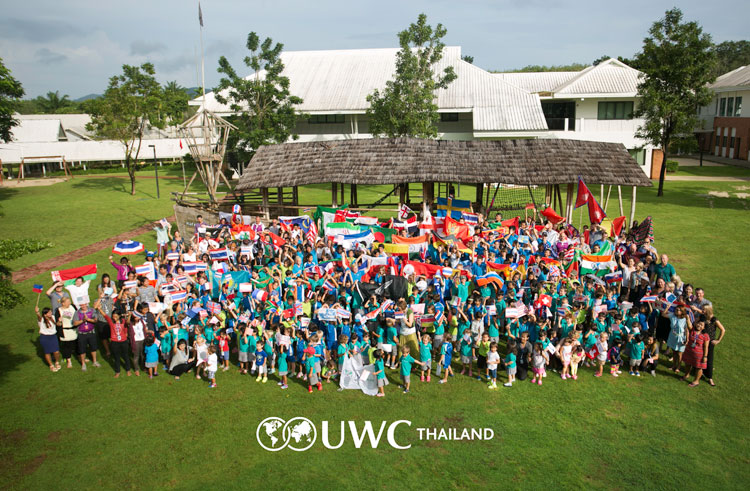 โอกาสทางการเรียนรู้ที่ UWC Thailand