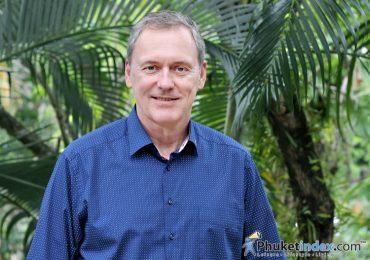 คุณ Gerd Kotlorz ผู้จัดการทั่วไป ภูเก็ตแมริออทรีสอร์ทแอนด์สปา หาดในยาง