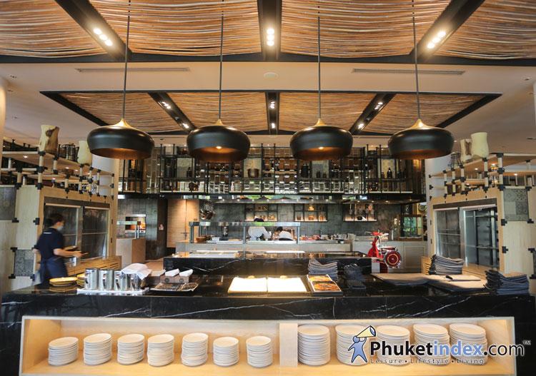 ร้านอาหารชาวเล คิชเช่น – โฟร์พอยท์ส ป่าตอง