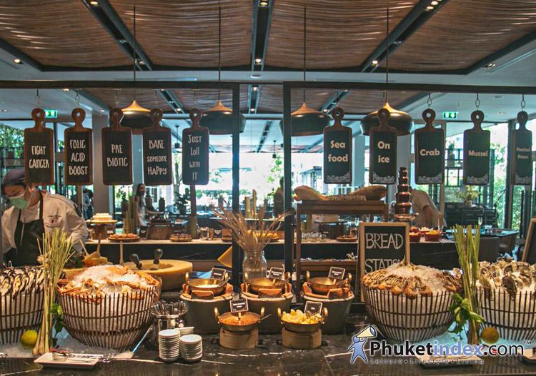 ร้านอาหารชาวเล คิชเช่น - บรันซ์ บุฟเฟ่ ทุกวันอาทิตย์แรกของเดือน