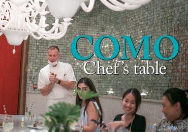COMO – Chef's table