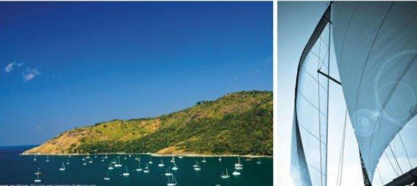 Thailand No.1 sailing destination in Asia