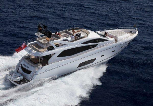 New Sunseeker Models at Phuket International Boat Show 2012