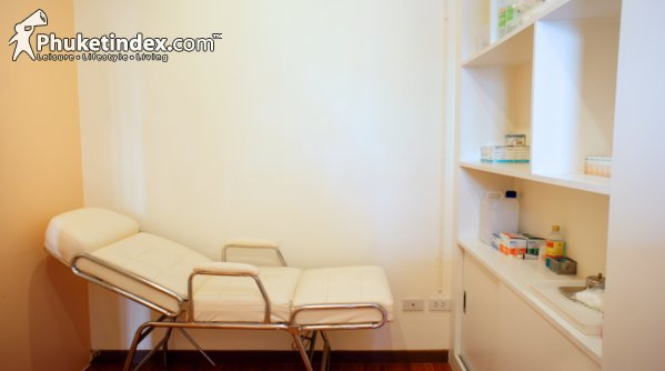 Patong Inter Medical Clinic, all for health of tourists