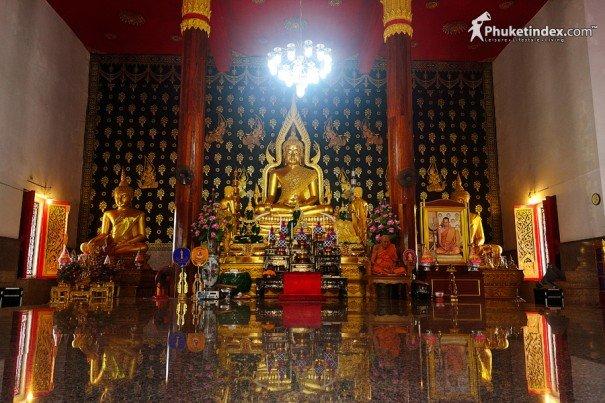 Wat Vichit Sangkaram (Wat Kuan)