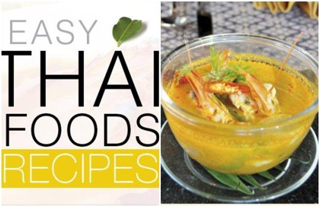 Easy Thai Foods Recipes Phuket Live Travel Living Guide
