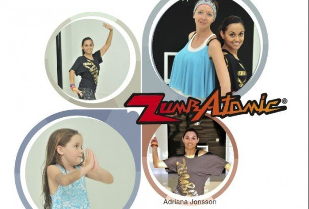 Zumba - The latest craze to hit the island
