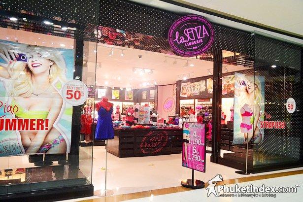 La Senza Lingerie Shop at 1st Fl, Central Festival Phuket