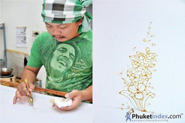 Phuket's Batik Industry