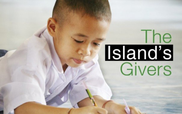 The Island's Givers