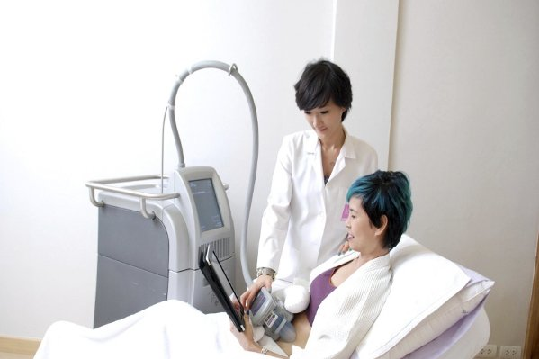Apex Profound Beauty only clinic in Phuket offering CoolSculpting