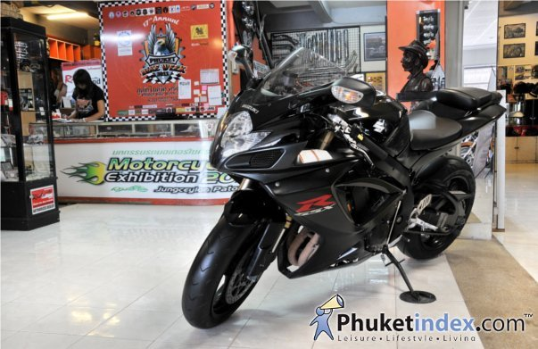 Big Bikes Philippines Phuket s Big Bikes