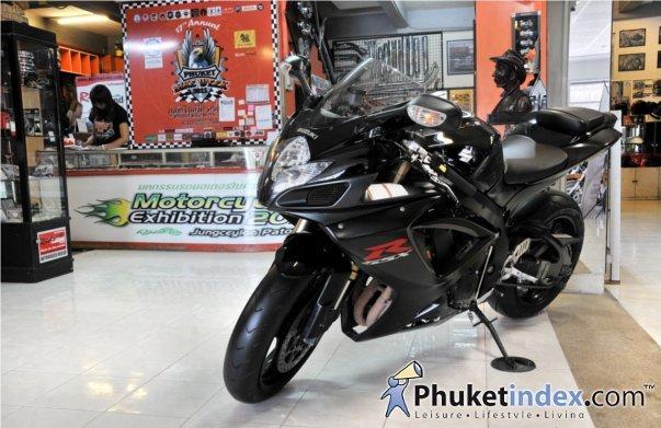 Phuket's Big Bikes