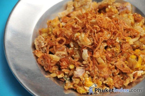 Phuket's popular local dishes