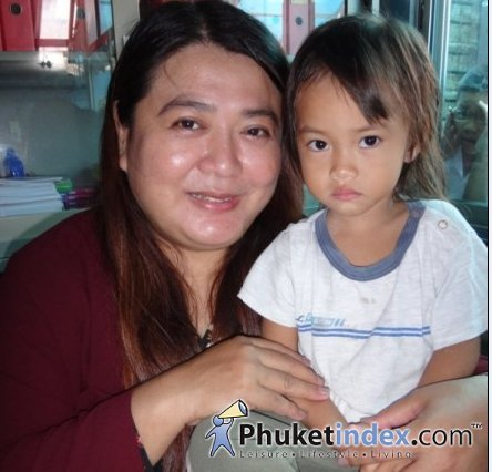 Ban Lung Pitak Child Phuket